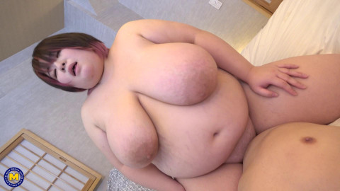 Natsuki - Huge breasted BIG BEAUTIFUL WOMAN Japanese lady begging for a creampie 1080p