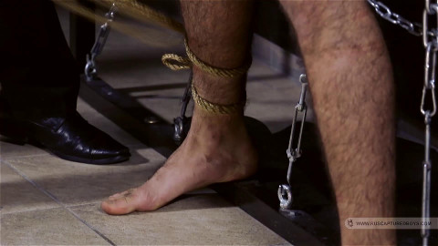 RusCapturedBoys - Slave on Duty - Final Part