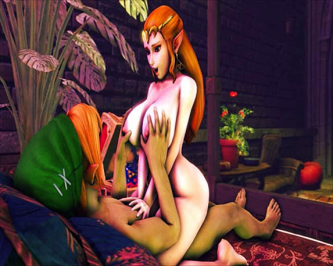 Princess Warrior and Sex