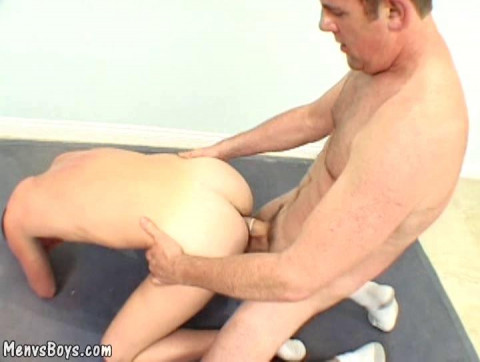 Young Wannabe Sportsman Gets Shagged By His Coach