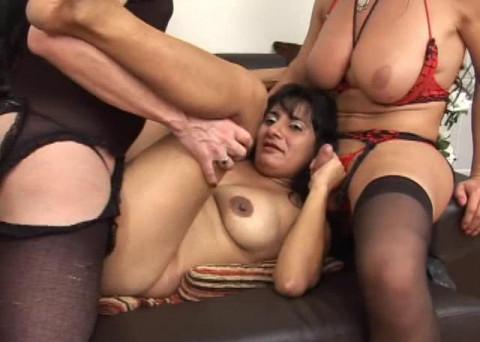 Big Cock She Male Gang Bang 5 (2013)