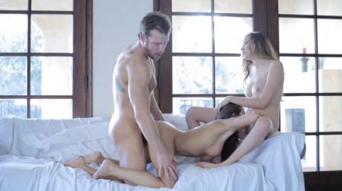 Threesome Fantasies Fulfilled