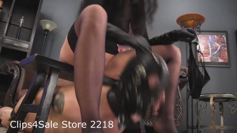 Goddess Melanie - Cuckold Cum Puppet