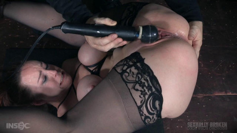 The Pile Driver! No other position makes a girl feel like a complete slut!