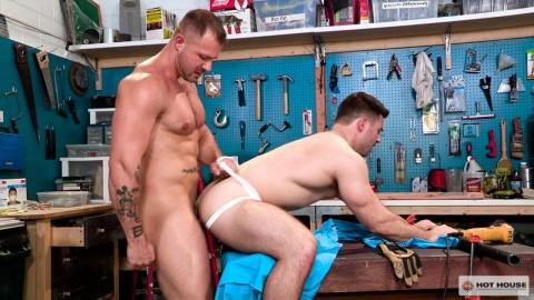 Austin Wolf, Derek Bolt (Dirty Work)