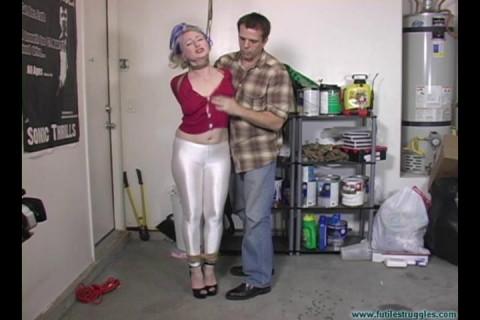 Playing with Olivia - Extreme, Bondage, Caning