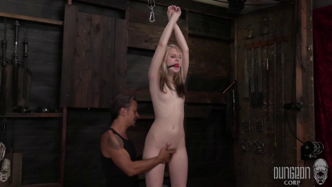 The Good Little Bondage Slave part 1