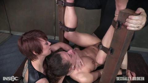 Bondage and squirting orgasms!