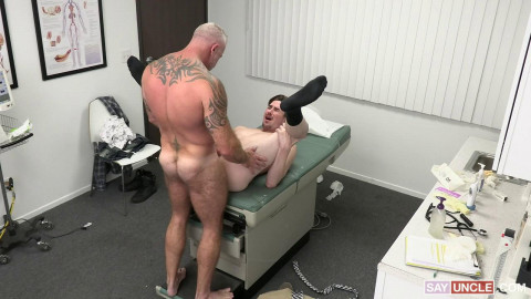 DoctorTapes - The Stimulating Procedure - Jack and Lance