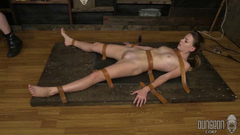 Alex Blake / Anxious in Bondage