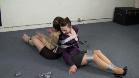 Serene Isley & Elizabeth Andrews - Two Ladies In Detective Peril
