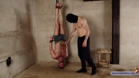 RusCapturedBoys - Enslaving of Sergei - Final Part