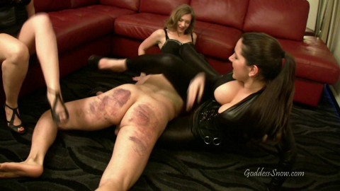 Scissored Into Submission - HD 720p
