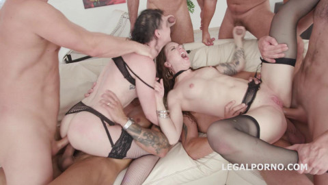 Monika Wild, Lydia Black - Born To be Wild Part 2