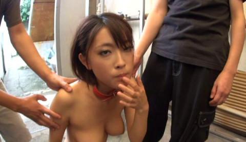 Yuko Ogura meat urinal woman Tantsubo public shitter pervert