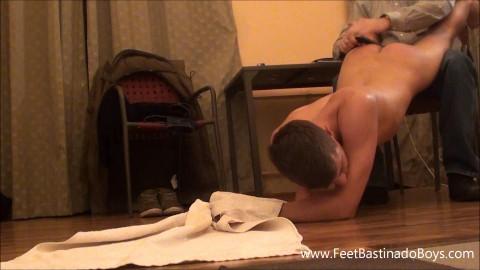 FeetBastinadoBoys - Christian Belting