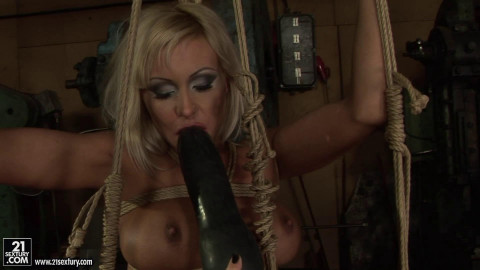 Gagged and Tied