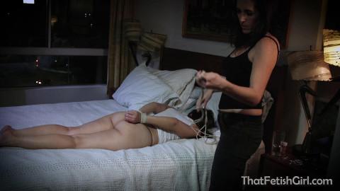 Eating Her Prey: Nadia White