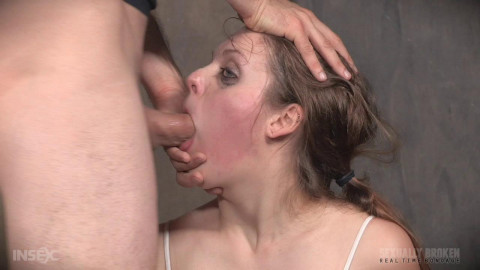 Nora Riley Live show Part 2 - Brutal fucking