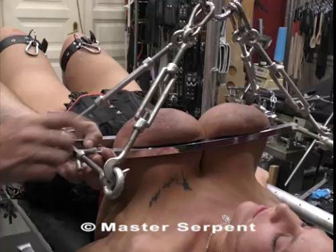 Torture Galaxy video of Model Betty Pt 27