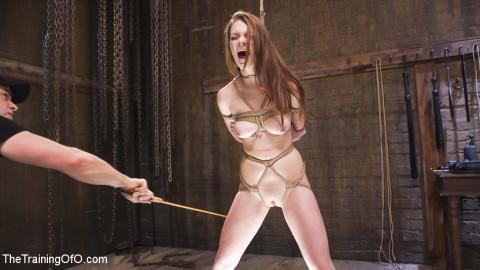 Nora Rileys Anal Slave Training