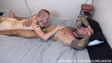 Masculine Collins - Intense Massage - Jason Collins, Reed