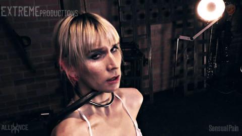 Tgirl Electrifying Chair Bondage - Full HD 1080p