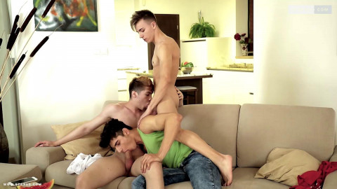 Forbidden Fruits, Scene 3 - Dimitri, Jake Stark, Jared Shaw