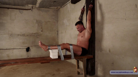 RusCapturedBoys - Criminal Yuriy - Part I