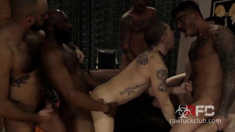 Deep State Gangbang - Champ Robinson and Seth Knight - 720p