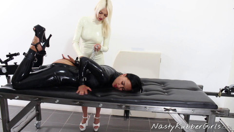 Wonderfull Perfect Nice Collection Of Natsy Rubber Girls. Part 3.