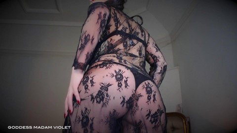 Goddess Madam Violet - Are you Worthy?