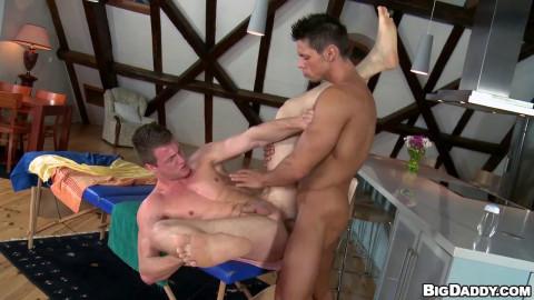 Arm wresting The Dick - Ennio Guardi, Ivo Husak