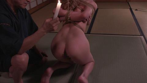 Wife Bondage Training. A Happy Married