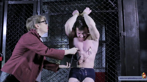 RusCapturedBoys - Incident in the University - Part II