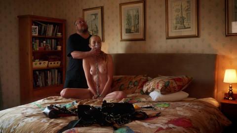 Bondage, spanking and domination for blond villein part 1 HD 1080p