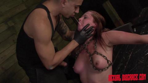 SD - June 18, 2015 - Autumn Kline Deepthroat BJ, Rough Sex & Cum Facial