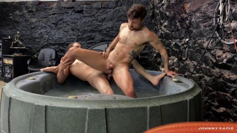 JohnnyRapid Johnny Rapid & Drew Dixon - Hot Tub Humping
