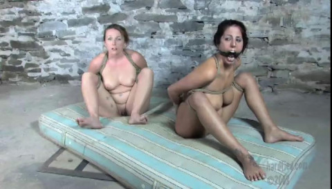 Lavender Rayne & Brina James  part 1