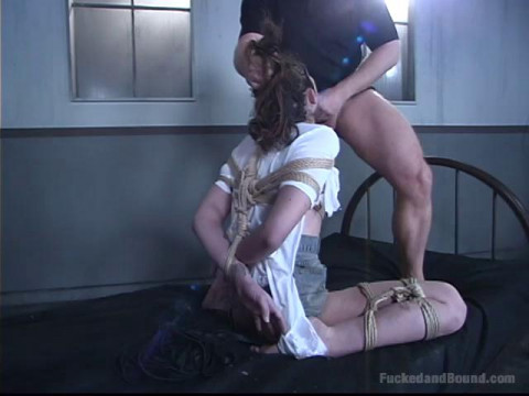 Breaking Amber Rayne Brandon Iron Amber Rayne - BDSM,Humiliation,Torture HD 720p