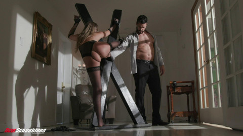 Hes In Charge - Vol. 3 - Scene 3 - Gizelle Blanco - Full HD 1080p
