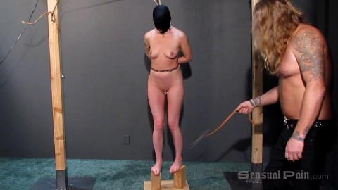 Interrogation of submissive abigail