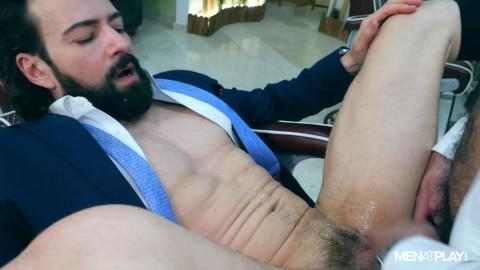 Barbershop Play - Dani Rivera, Miguel Angel