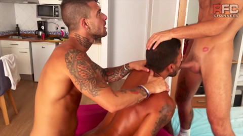 Raw Hookup with the hotter RafaelSpain in Gran Canaria