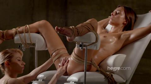 restrained bondage