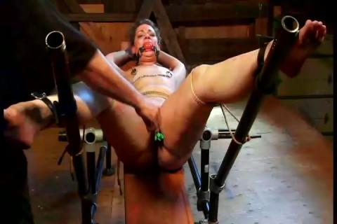 Ten Spread Cunt Torture