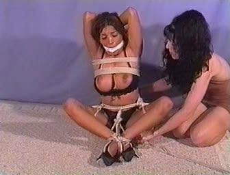 Gag and bondage