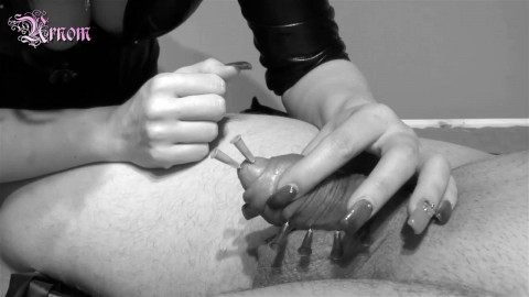 Mistress Urnom And Needle Torture Porn Videos ( 19 scenes) MiniPack