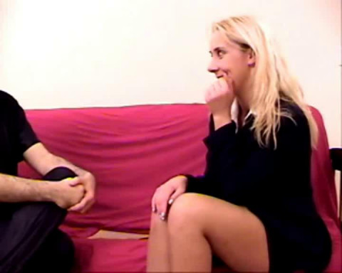 Interview, Spanking & Enema - ET
