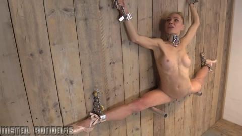 Bondage, strappado and punishment for hawt bare model Full HD 1080p